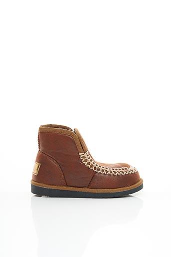 Bottines/Boots marron CONGUITOS pour fille