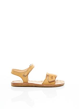 Sandales/Nu pieds beige EASY PEASY pour fille