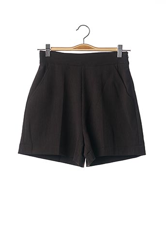 Short marron TEENFLO pour femme