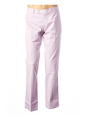 Pantalon chic violet ARMANI pour homme
