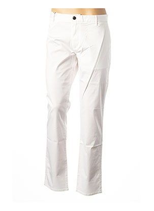 Pantalon casual blanc ARMANI pour homme