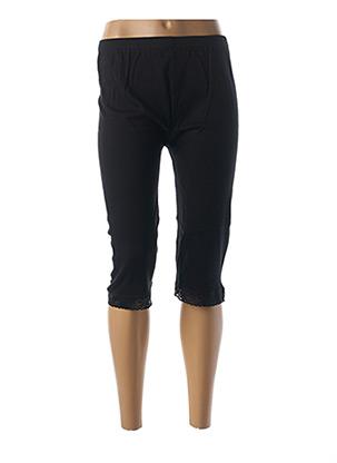 Panty noir VALENTINA pour femme