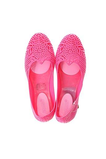Chaussures aquatiques rose BATUCADA pour femme