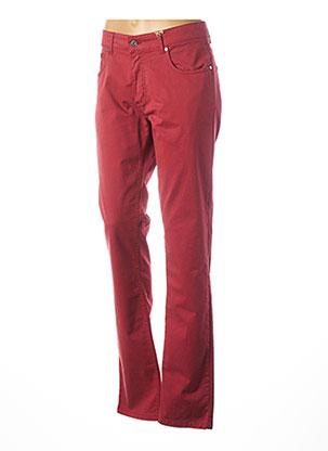 Pantalon casual rouge LA SQUADRA pour homme