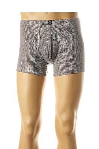 Slip/Culotte gris CHRISTIAN CANE pour homme