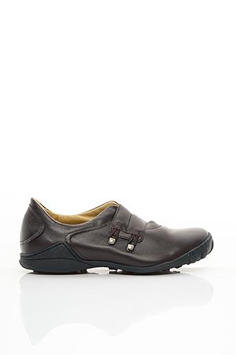 Chaussures de confort marron ARCUS pour femme