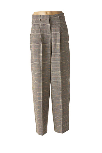 Pantalon chic beige ESSENTIEL ANTWERP pour femme