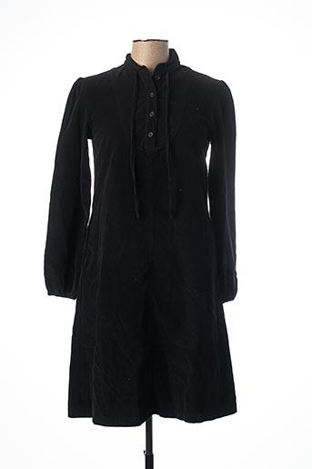 Robe mi-longue noir CHEAP MONDAY pour femme