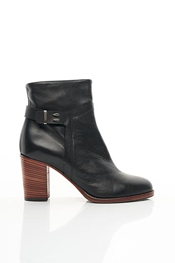 Bottines/Boots noir DONNA MODELLO pour femme