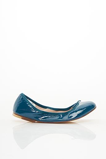 Ballerines bleu BLOCH pour femme