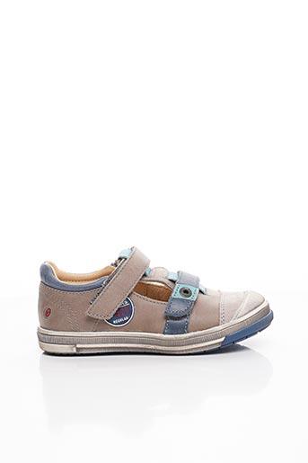 Sandales/Nu pieds marron GBB pour garçon