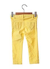 Pantalon casual jaune MARESE pour fille seconde vue