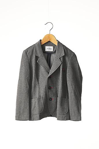 Veste chic / Blazer gris MARESE pour garçon