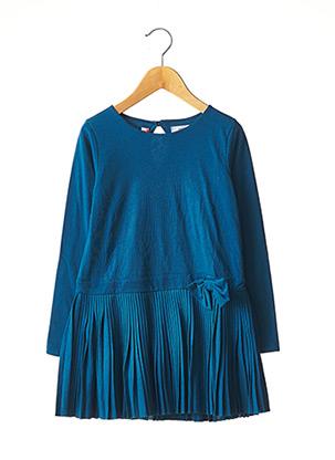 Robe mi-longue bleu MARESE pour fille