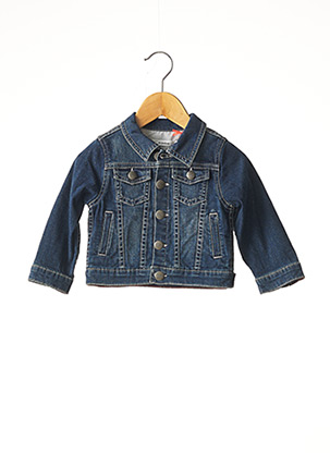 Veste en jean bleu MARESE pour garçon