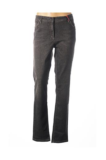 Jeans skinny noir JOCAVI pour femme