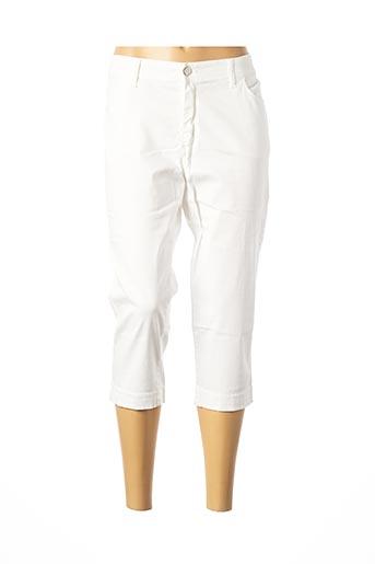 Corsaire blanc COWEST pour femme