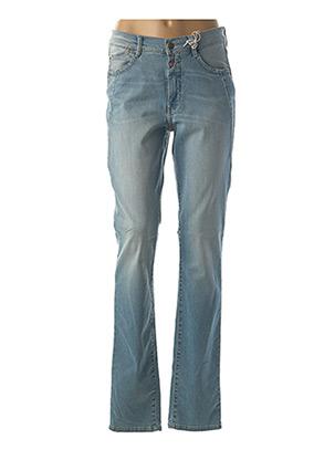 Jeans coupe slim bleu PADDOCK'S pour femme