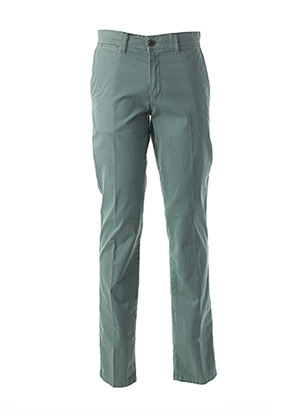 Pantalon chic vert LCDN pour homme