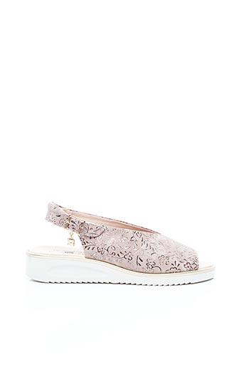 Chaussures de confort rose JOSE SAENZ pour femme