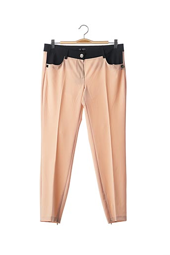 Pantalon 7/8 rose CRISTINA EFFE pour femme