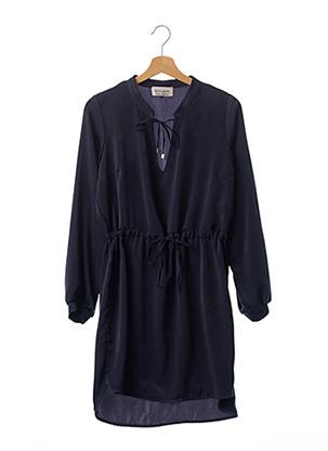 Robe courte gris AMELIE & AMELIE pour femme