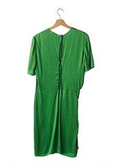 Robe mi-longue vert LANVIN pour femme seconde vue