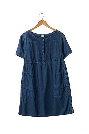 Robe courte bleu ACNE STUDIOS pour femme