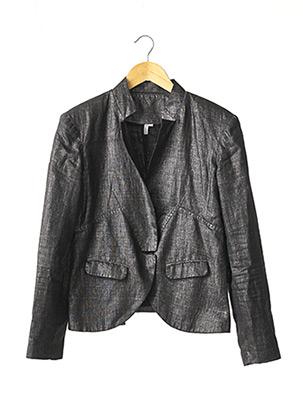 Veste chic / Blazer gris ET COMPAGNIE pour femme