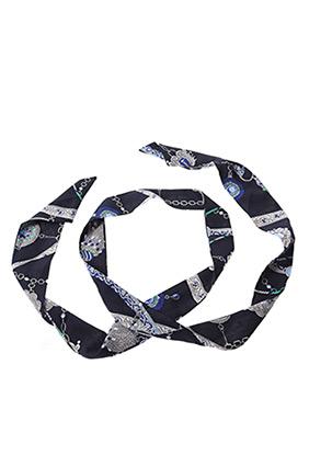 Cravate bleu SANS MARQUE pour femme