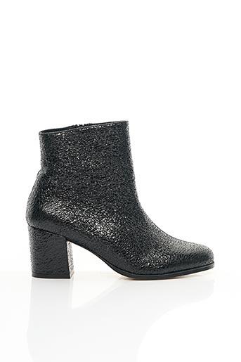 Bottines/Boots noir CRAIE pour femme