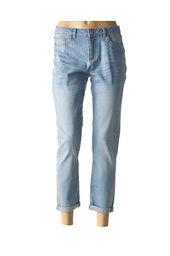 Jeans boyfriend bleu ZAPA pour femme