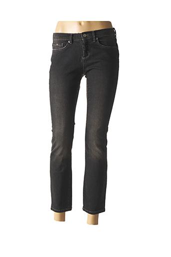 Pantalon 7/8 noir ZAPA pour femme