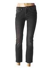 Pantalon 7/8 noir ZAPA pour femme seconde vue