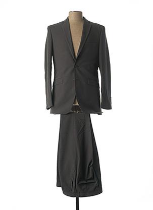 Costume de ville gris PASCAL MORABITO pour homme