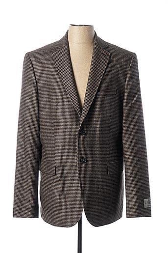 Veste chic / Blazer marron CAMBRIDGE pour homme