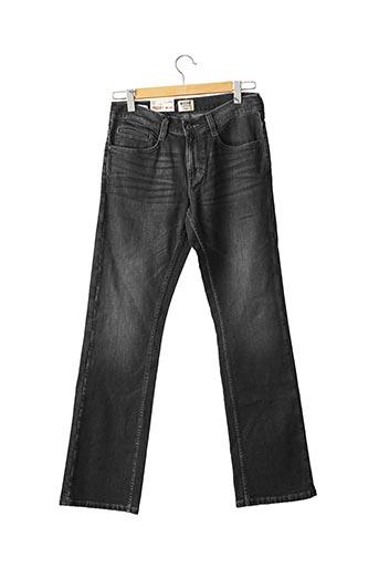 Jeans bootcut noir MUSTANG pour homme