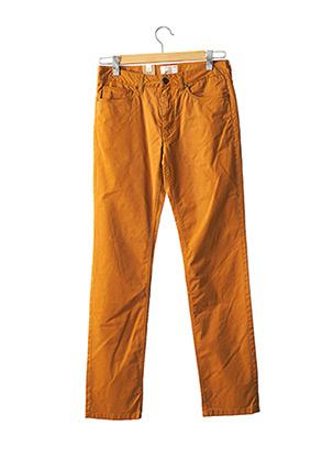 Pantalon casual jaune TIBET pour homme