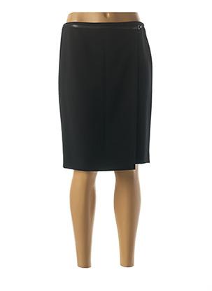 Jupe mi-longue noir MAXMARA pour femme