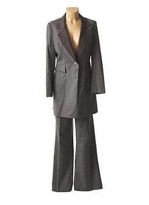 Veste/pantalon gris RENATO NUCCI pour femme