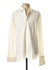 Chemise manches longues blanc SMART pour homme seconde vue