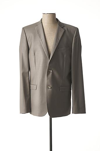 Veste chic / Blazer gris GREGE CREATION pour homme