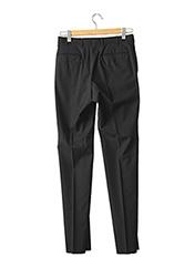Pantalon chic noir PAL ZILERI pour homme seconde vue