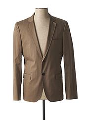 Veste chic / Blazer marron HUGO BOSS pour homme seconde vue