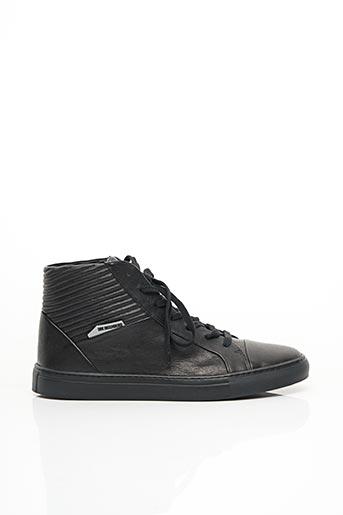 Baskets noir DIRK BIKKEMBERGS pour homme