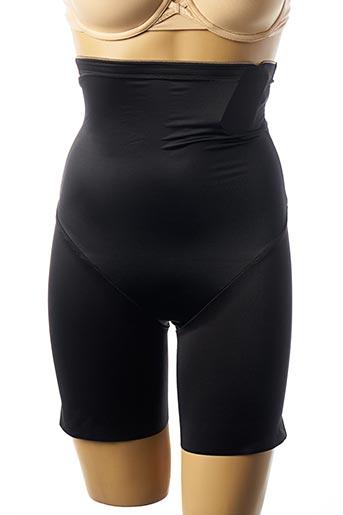 Panty noir CHANTELLE pour femme