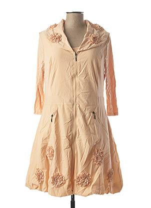 Veste/robe rose GLAMZ pour femme