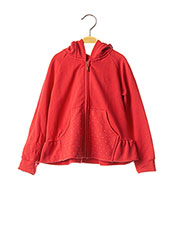 Veste casual rouge MAYORAL pour fille seconde vue
