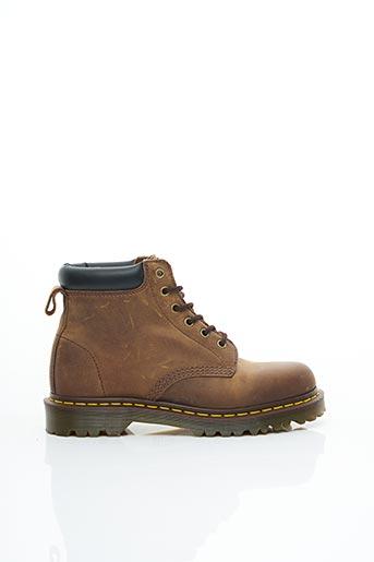 Bottines/Boots marron DR MARTENS pour femme