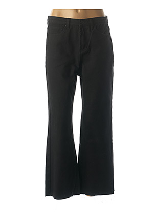 Jeans coupe large noir LILI SIDONIO pour femme